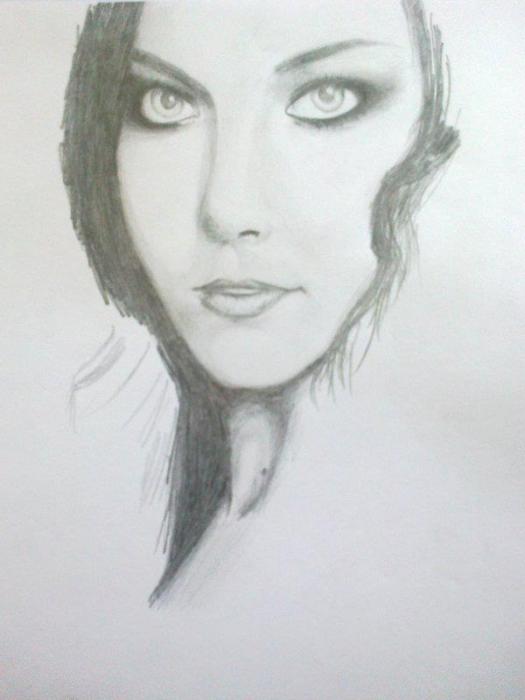 Amy Lee by Mariuuma
